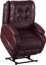 Catnapper 4855 Jenson Pow'r Full Lay Flat Recliner