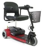 Pride Go-Go Ultra X 3 Wheel Travel Scooter SC40X