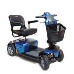 Pride Victory 10 LX with CTS Suspension 4-Wheel Electric Scooter SC710LX