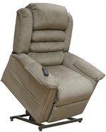 Catnapper 4832 Invincible Pow'r Lift Chaise Recliner