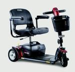 Pride GoGo® Sport 3 Wheel Electric Scooter SC73