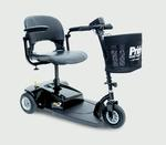 Pride Go-Go® ES2 Electric 3-Wheel Travel Scooter SC81