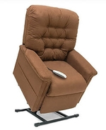 Pride LC-358M 3 Position Reclining Lift Chair- Heritage Collection