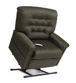 Pride LC-358PW 3-Position Reclining Lift Chair - Heritage Collection