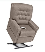 Pride LC-358S 3-Position Reclining Lift Chair- Heritage Collection