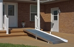 (Private Seller) - Six Used Prairie View Aluminum Ramps