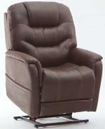 Pride Elegance PLR-975M Infinite Lift Chair - Power Headrest