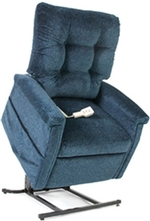 Pride LC-110 2-Position Reclining Lift Chair- Essential Collection