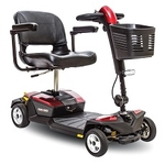 Pride Mobility GoGo LX with CTS 4 Wheel Scooter SC54LX