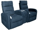 Serta 893 Newton Reclining Lift Chair Loveseat Package