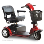 Pride Victory 10 3-Wheel Mobility Scooter SC610