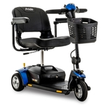 Pride Go Go Elite Traveller® 3 Wheel Travel Scooter SC40E